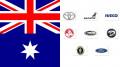 Marche di auto Australiano
