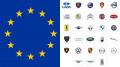 Marche di auto Europee