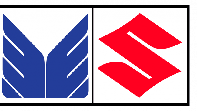 Maruti Suzuki Ltd Logo (1981-Oggi)