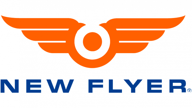 New Flyer Logo (1930-Oggi)