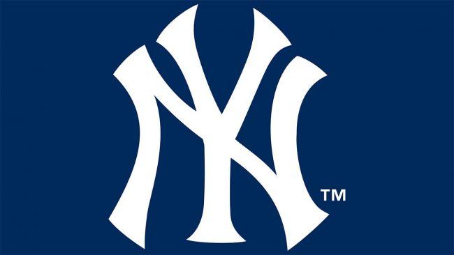 New York Yankees interlocking NY logo