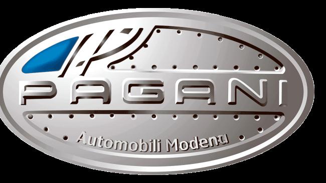 Pagani Logo (1992-Oggi)