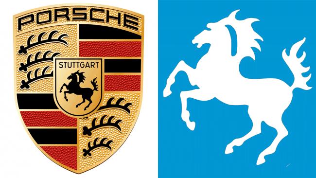 Porsche Horse Logo