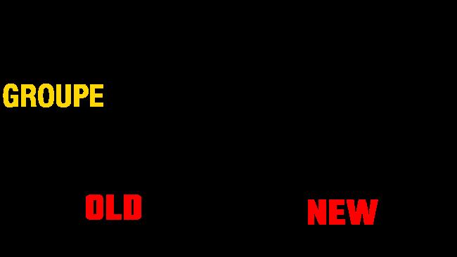 Renault Group nuovo e vecchio logo