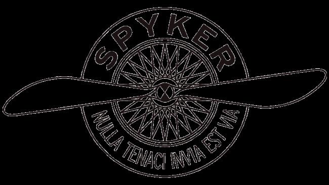 Spyker Logo (1898-Oggi)