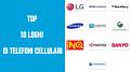 Top 10 Loghi di Telefoni Cellulari