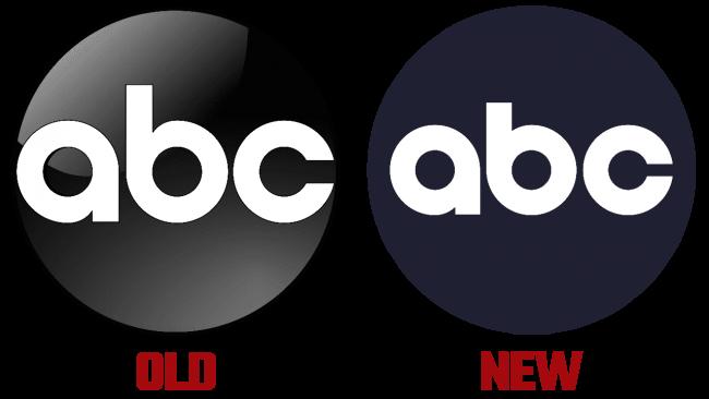 ABC Nuovo e Vecchio Logo (storia)
