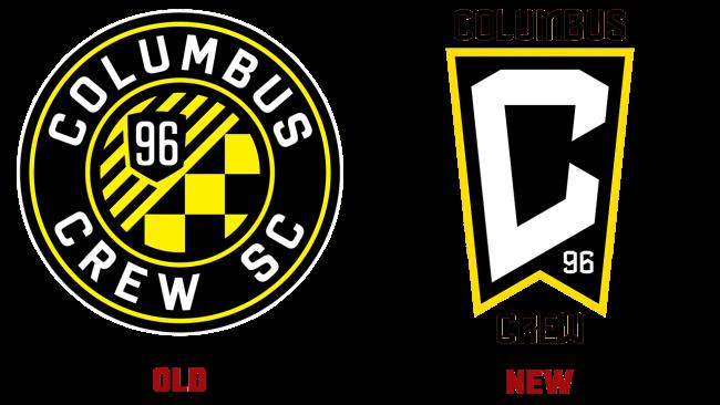 Crew Vecchio e Nuovo Logo (storia)