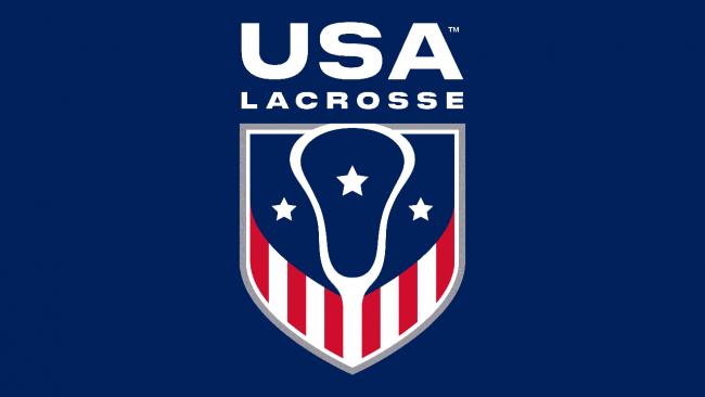 Logo Della USA Lacrosse