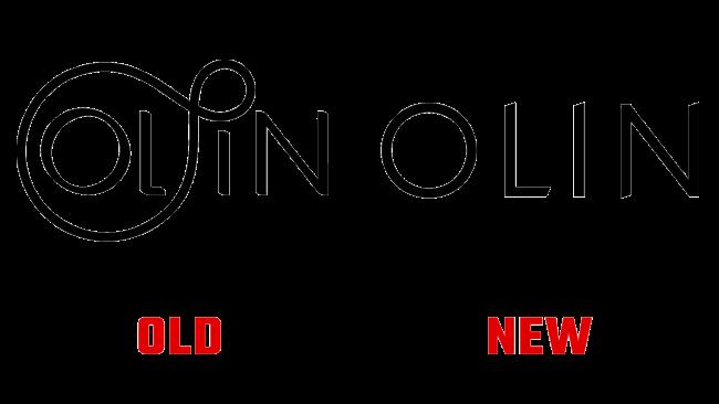 Olin Vecchio e Nuovo Logo (Storia)