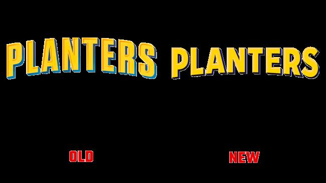 Planters Vecchio e Nuovo Logo (storia)