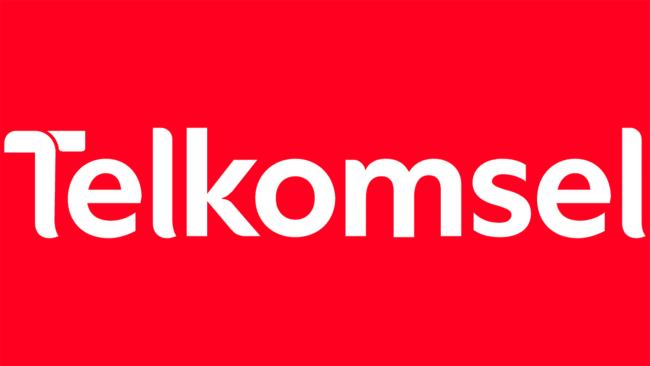 Telkomsel Nuovo Logo