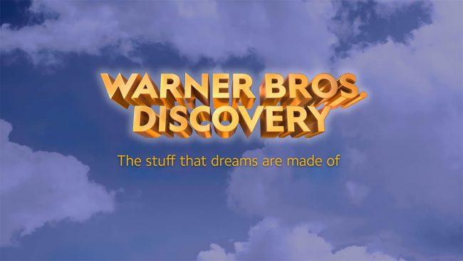 Warner Bros. Discovery nuovo logo