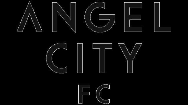 Angel City Football Club marchio di parole Logo