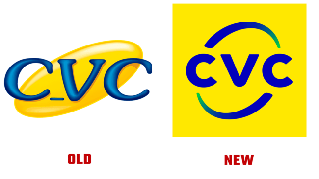 CVC Vecchio e Nuovo Logo (storia)