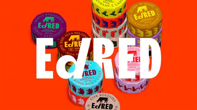 Logo della Ed Red