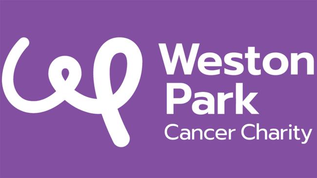 Logo della Weston Park Cancer Charity