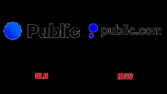 Public Vecchio e Nuovo Logo (storia)