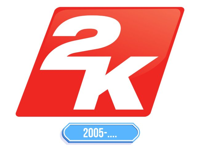 2K Logo Storia