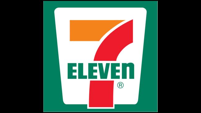 7-Eleven Logo 1986-oggi