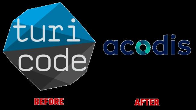 Acodis Prima e Dopo Logo (storia)