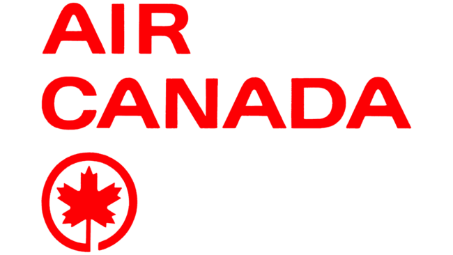 Air Canada Logo 1965-1987
