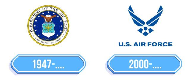 Air Force Logo Storia