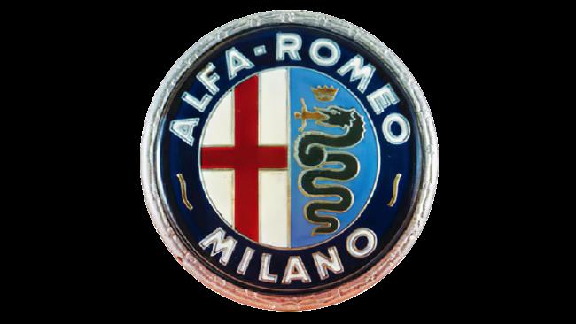 Alfa Romeo Logo 1946-1947