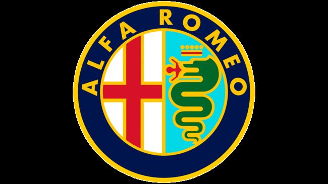 Alfa Romeo Logo 1972-2000