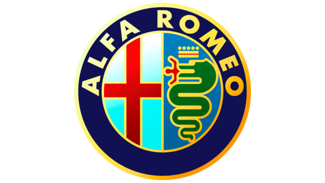 Alfa Romeo Logo 2000-2015