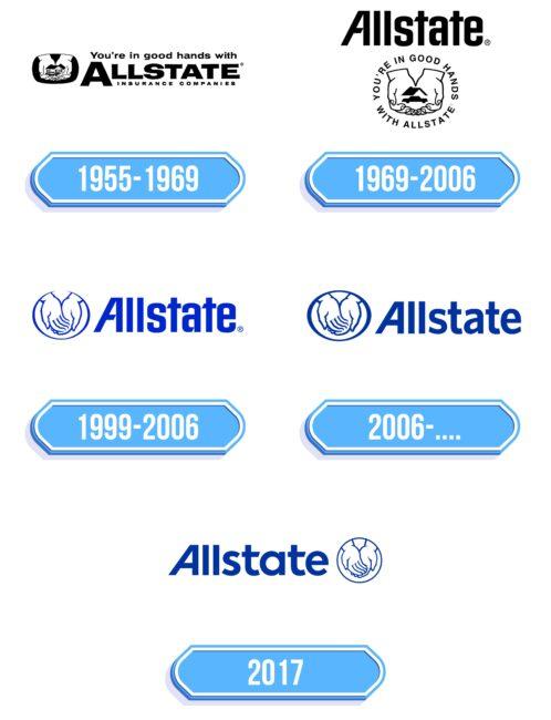 Allstate Logo Storia