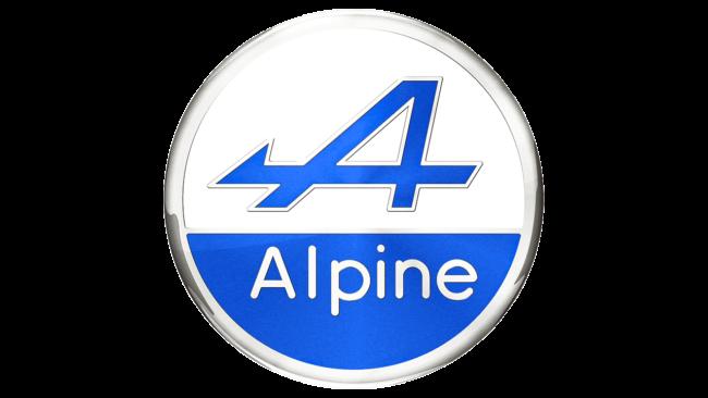 Alpine Logo 1954-1976