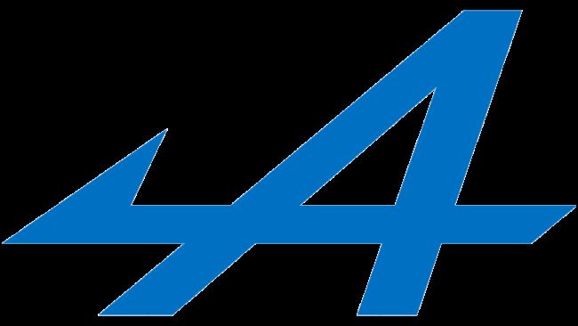 Alpine Logo 2017-oggi