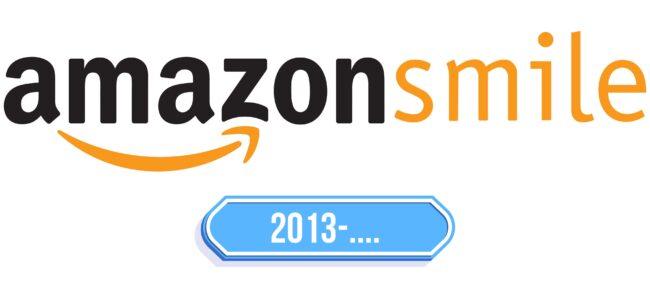 Amazon Smile Logo Storia