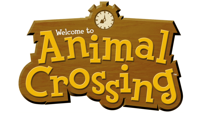 Animal Crossing Logo 2002-oggi
