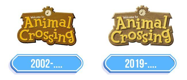 Animal Crossing Logo Storia