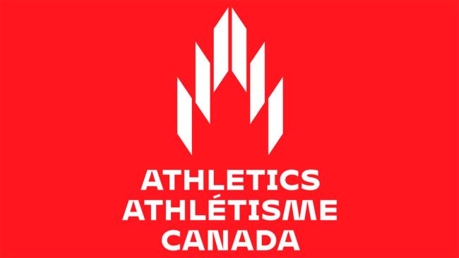 Athletics Canada Nuovo Logo