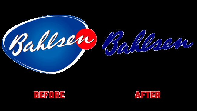 Bahlsen Prima e Dopo Logo (storia)