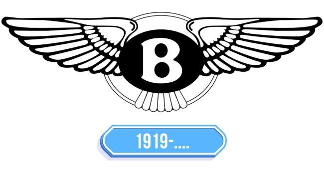 Bentley Logo Storia