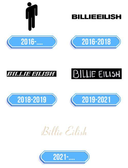 Billie Eilish Logo Storia