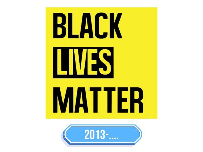 Black Lives Matter Logo Storia