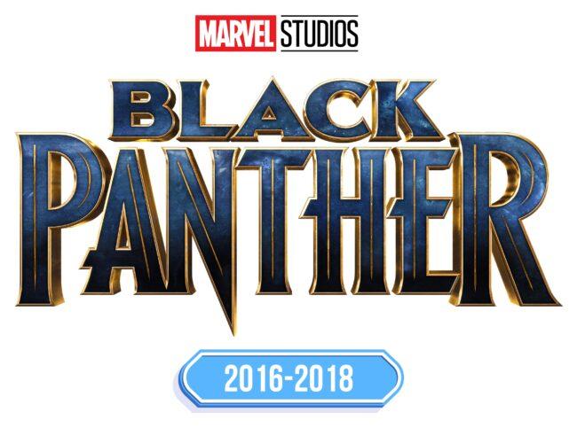 Black Panther Logo Storia