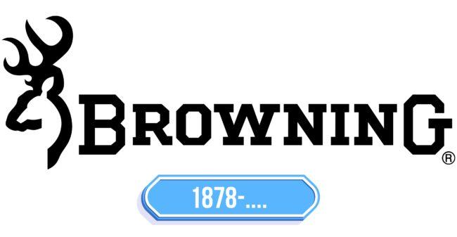 Browning Logo Storia