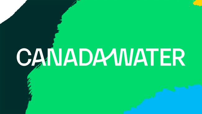 Canada Water Nuovo Logo