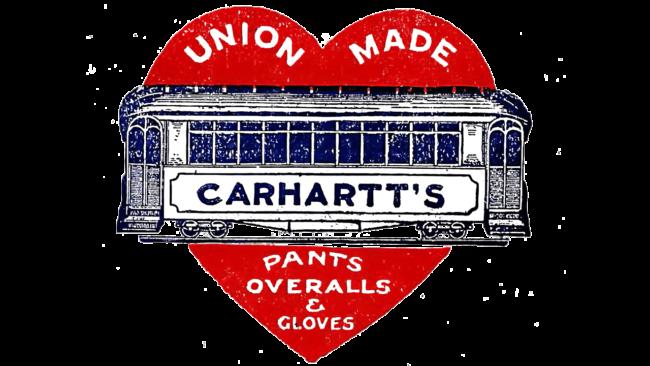Carhartt Logo 1920-1940