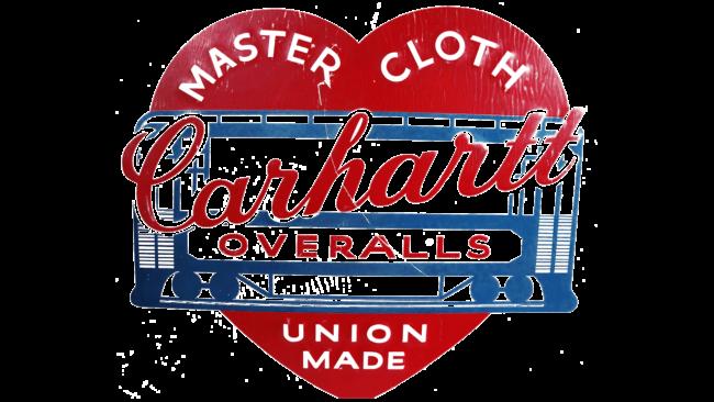 Carhartt Logo 1940-1970