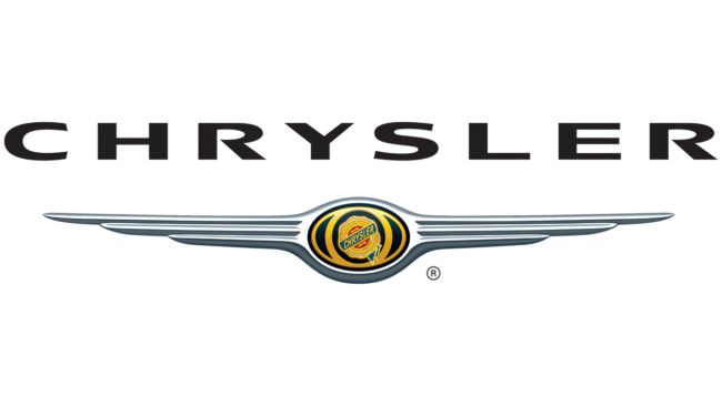 Chrysler Logo 1998-2010