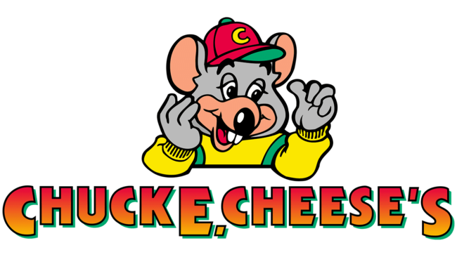 Chuck E. Cheese's (second era) Logo 1998-2004