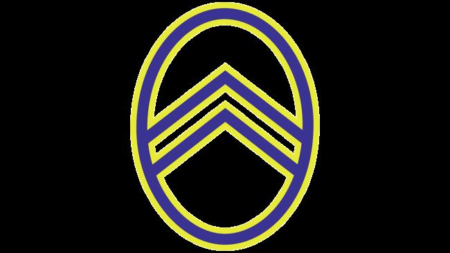Citroen Logo 1919-1921