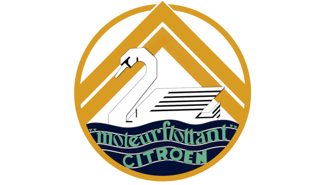 Citroen Logo 1932-1935